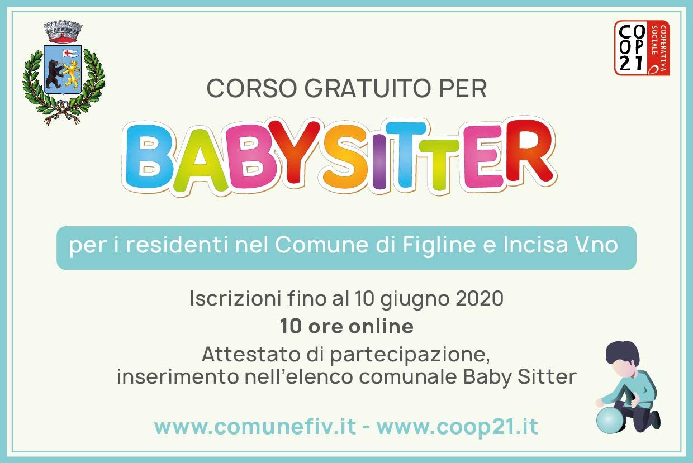 corso per Baby Sitter