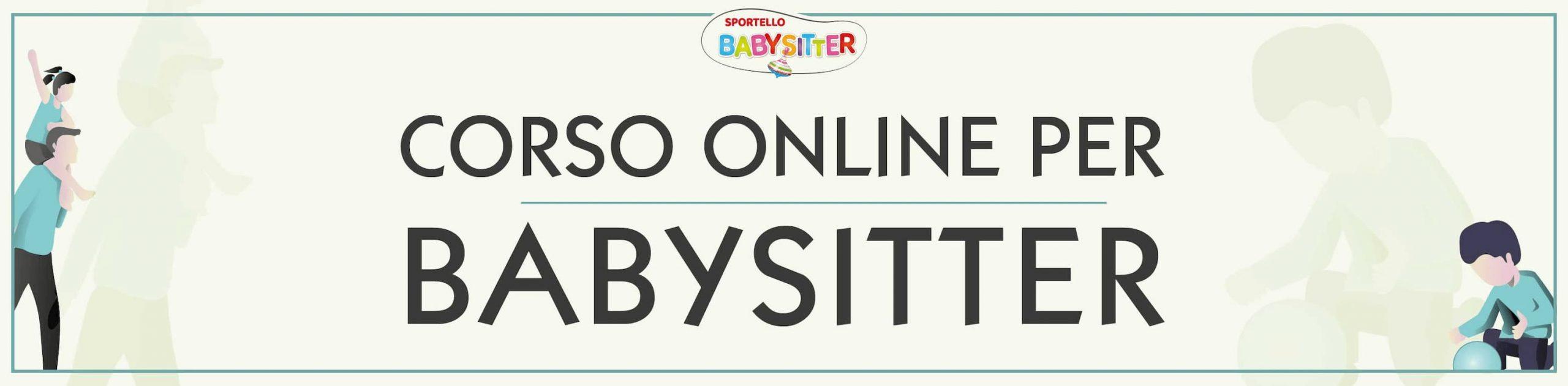 corso online per babysitter